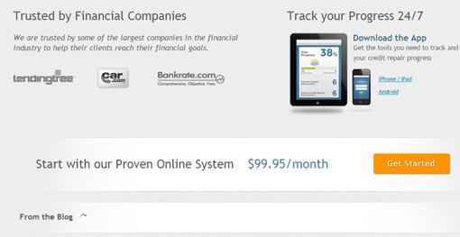 CreditRepair.com Cost